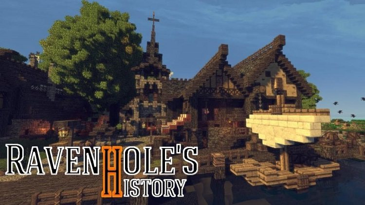 port w revenholes history