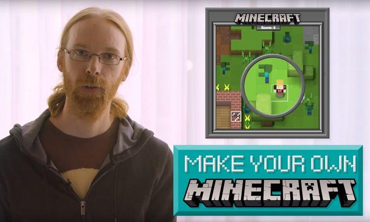 code org godzina kodowania minecraft edycja 2016