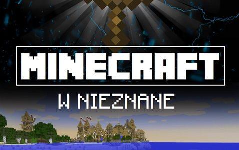 minecraft w nieznane serial