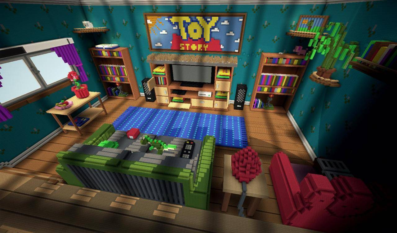 toy story 2 minecraft adventure map