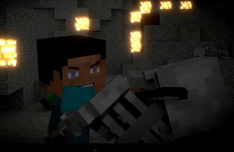 SkyrimCraft-animacja