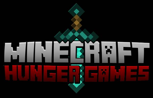 minecraft hunger games logo