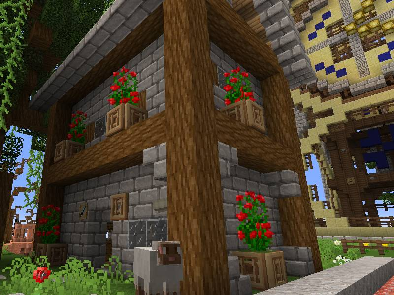 jehkobas fantasy tekstury minecraft zdj1