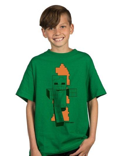 koszulka minecraft jinx