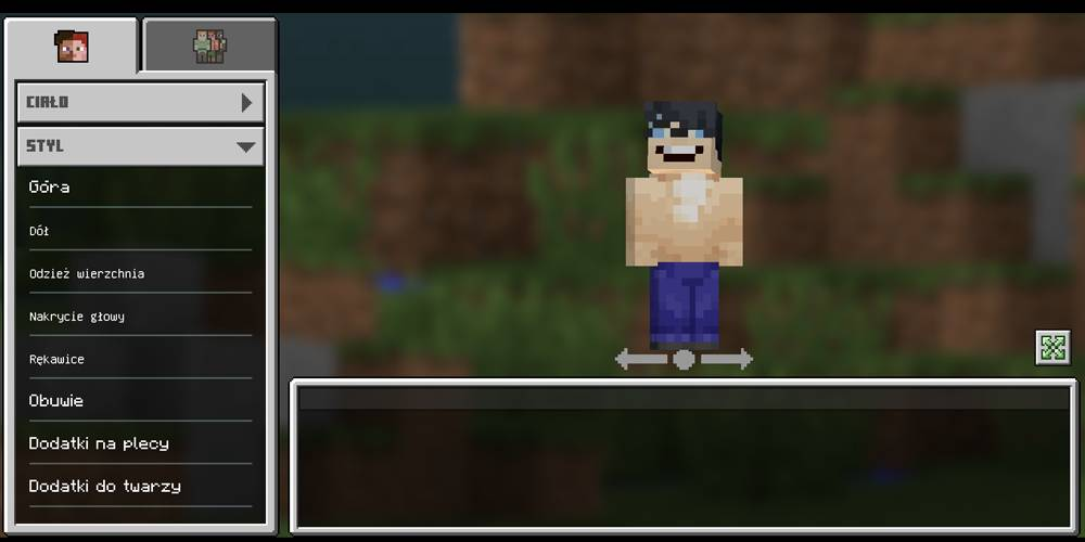 kreatorpostaci minecraft 3