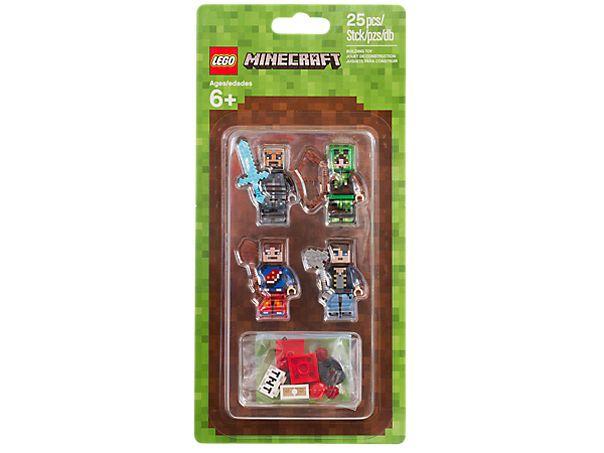 lego minecraft 853609 paczka skorek pudelko