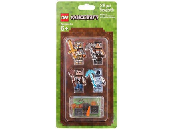 lego minecraft 853610 paczka skorek pudelko