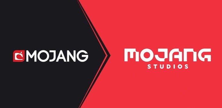 mojang studios nowe logo
