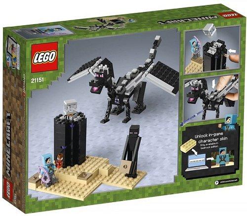 walka w kresie lego minecraft 21151 2