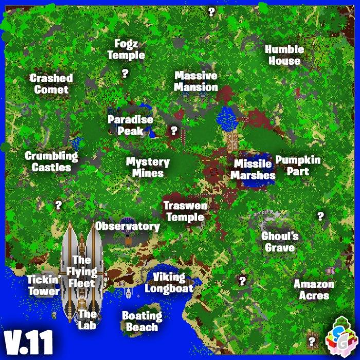 mapa sg fornite artykul