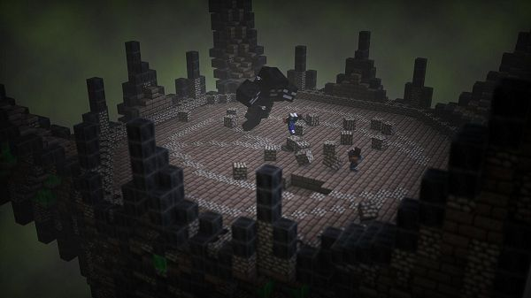 Wither-minecraft-map