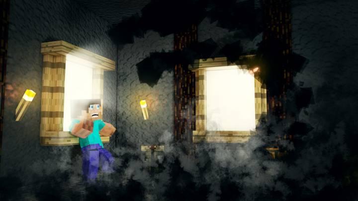 haunted hotel nawiedzony hotel minecraftmapy 2