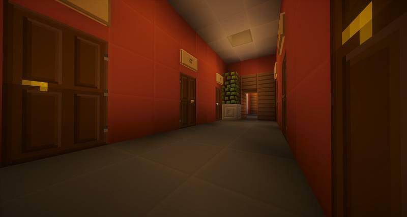 haunted hotel nawiedzony hotel minecraftmapy pokoje