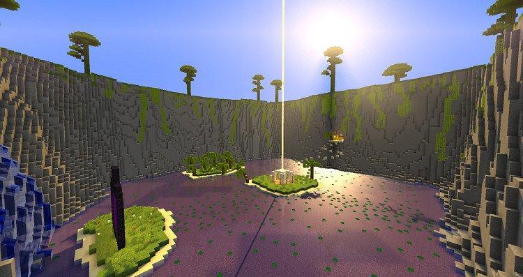 mapa parkour paradise raj 1 1