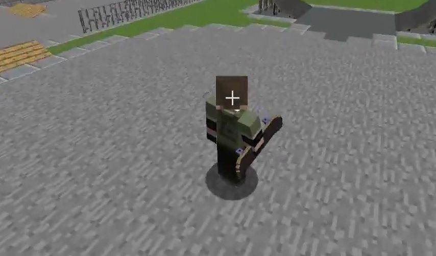 skateboarding minecraft 1.8