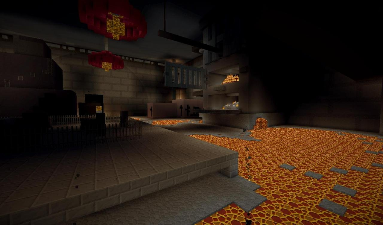 toy story 2 minecraft adventure map basemant