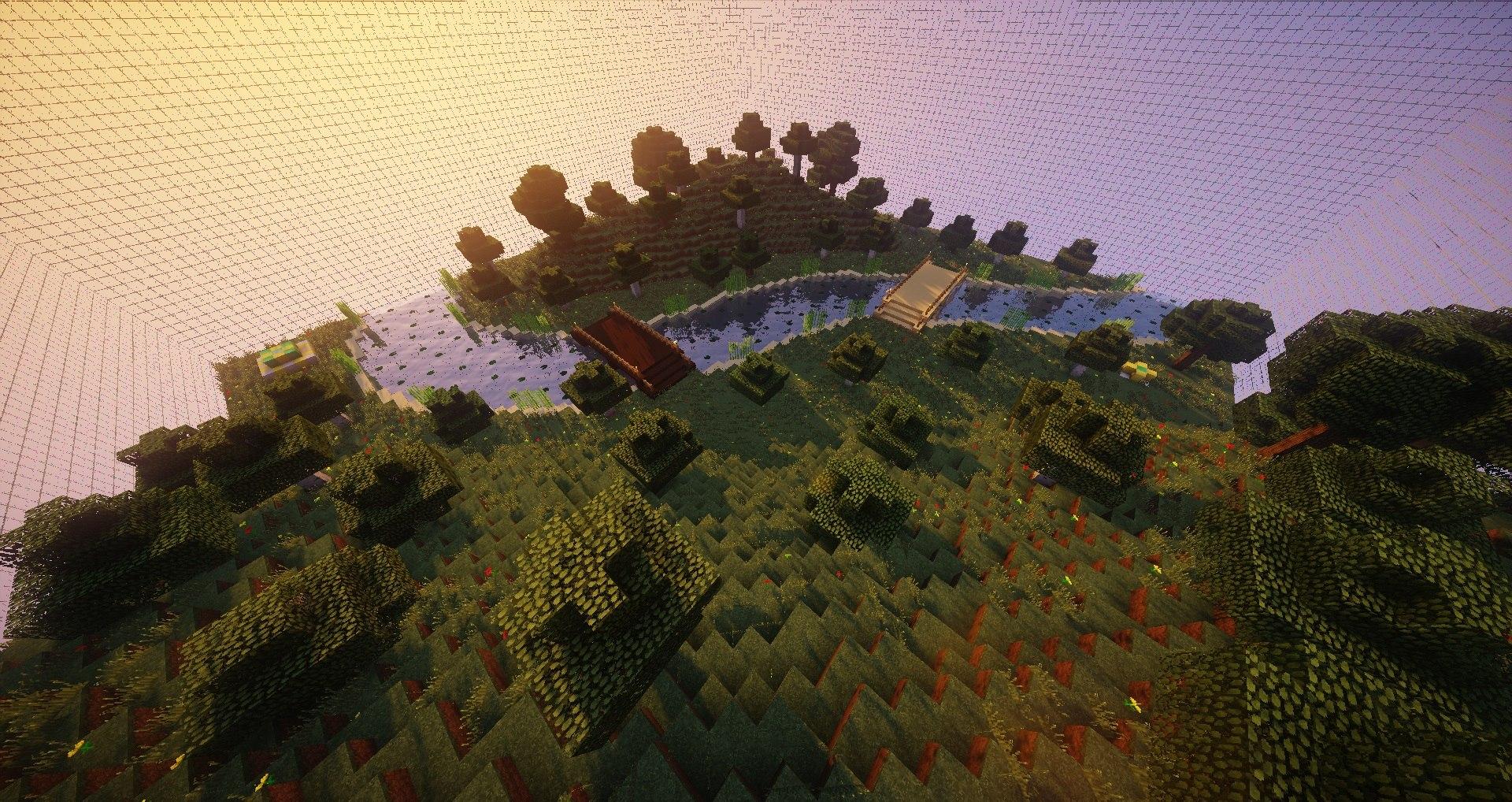 Blizniacze mosty wojny mobow 2
