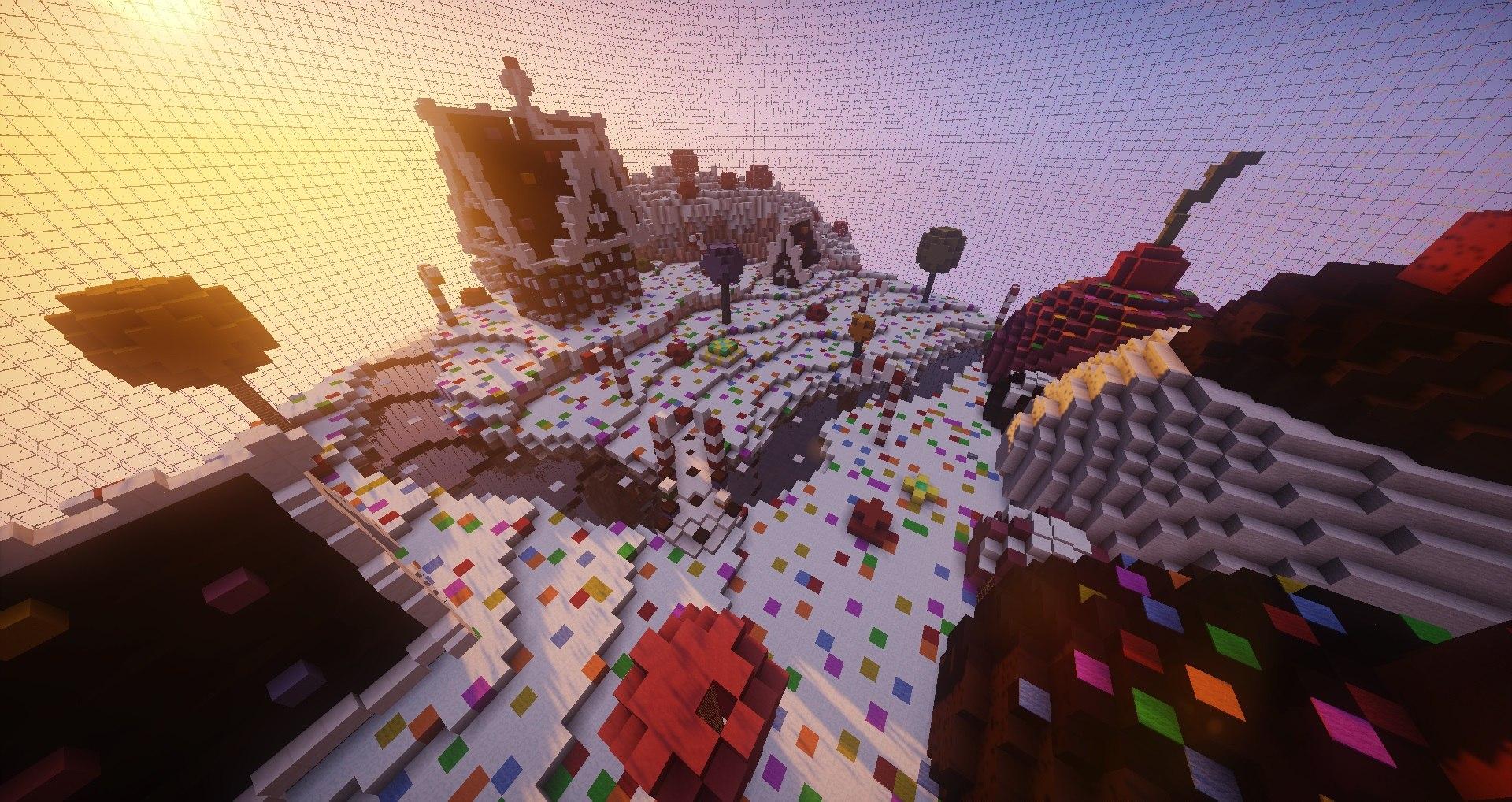 Candyland wojny mobow 2