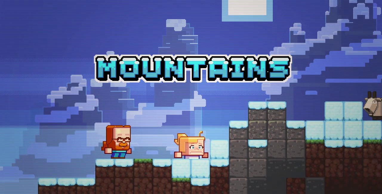 biom vote aktualizacja mountains gory minecraft