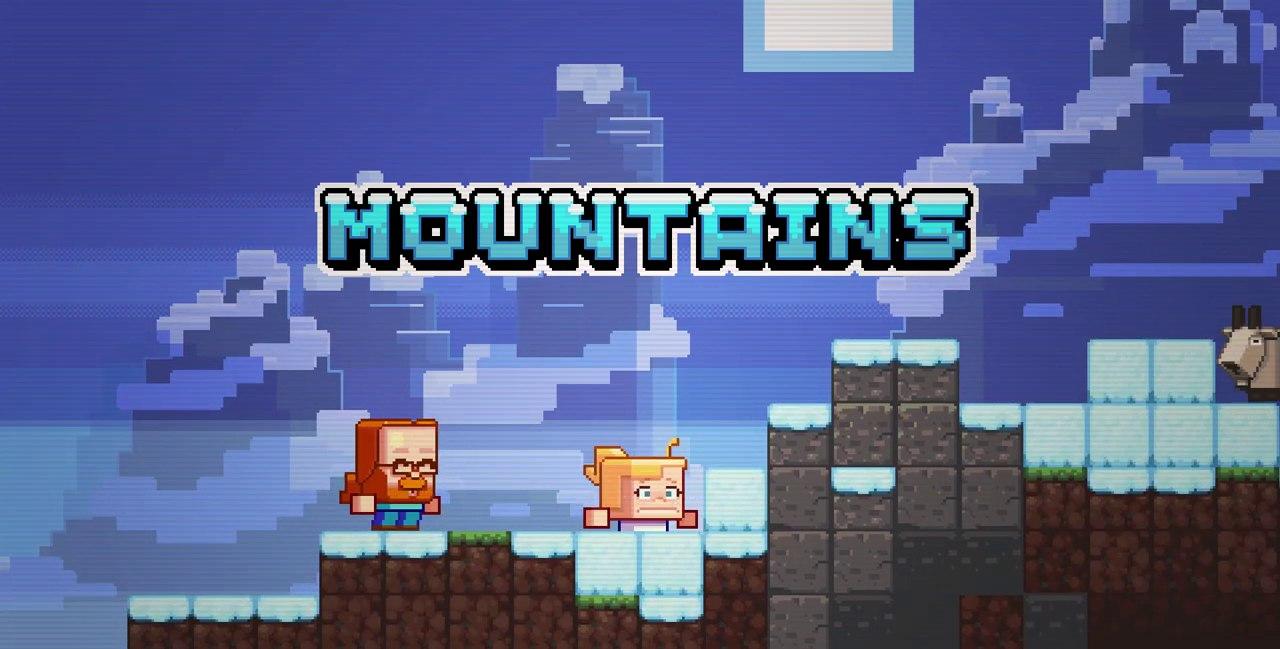 biom vote aktualizacja mountains gory minecraft