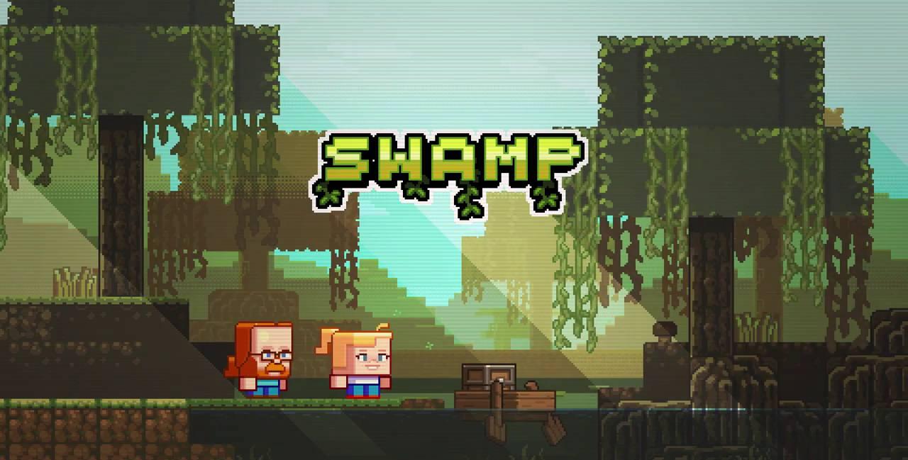 biom vote aktualizacja swamp bagna minecraft