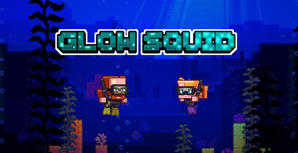 glow squid nowy mob minecraft live 2020