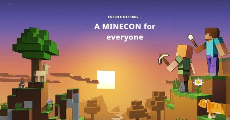 minecon 2017 dla wszystkich minecon earth