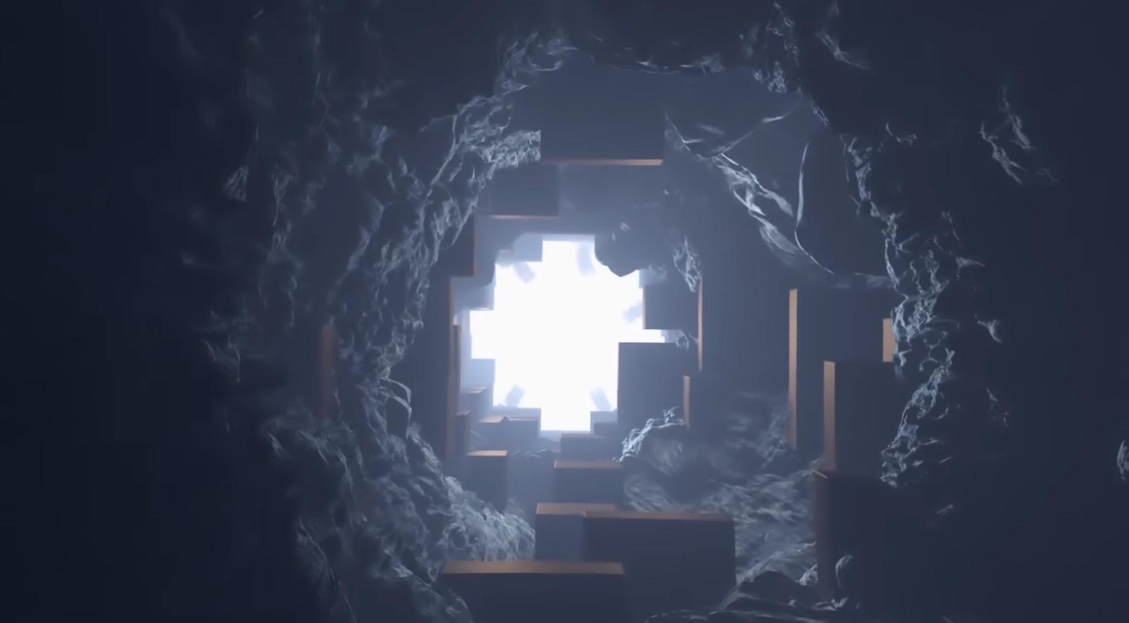 minecraft live cave update