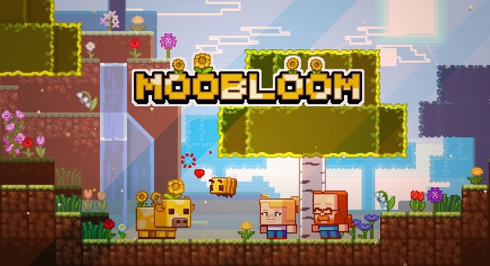 moobloom nowy mob minecraft live 2020