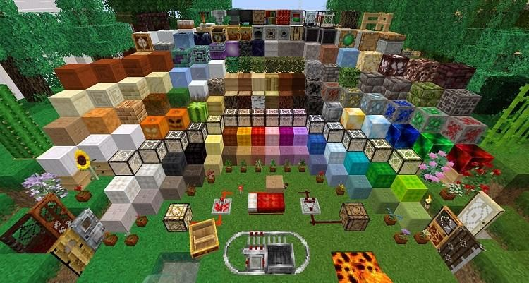 axelx forgotten lands resource pack texture pack pl