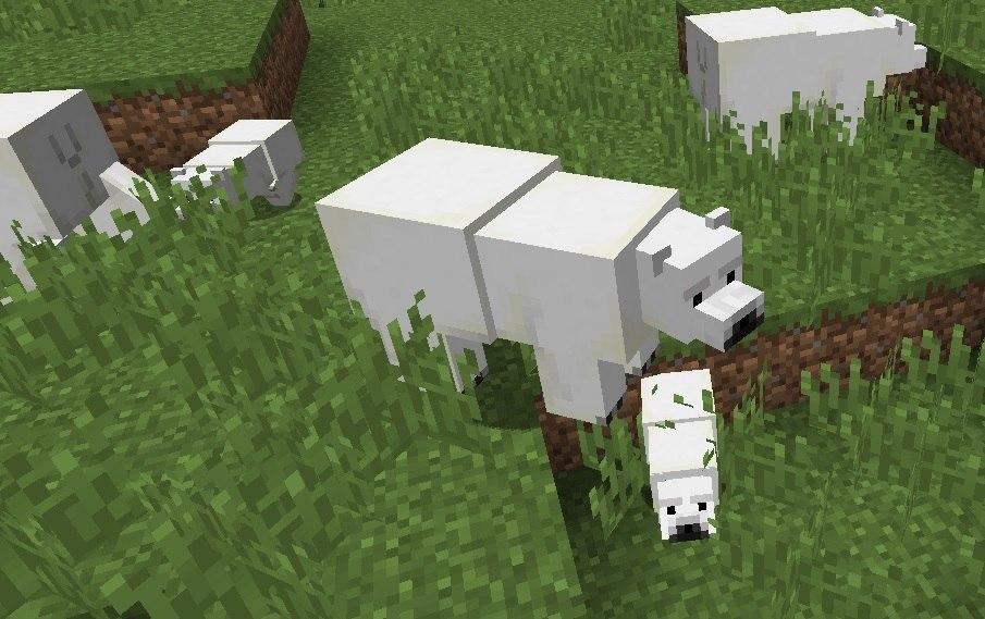 niedzwiedz polarny snapshot 16w20a