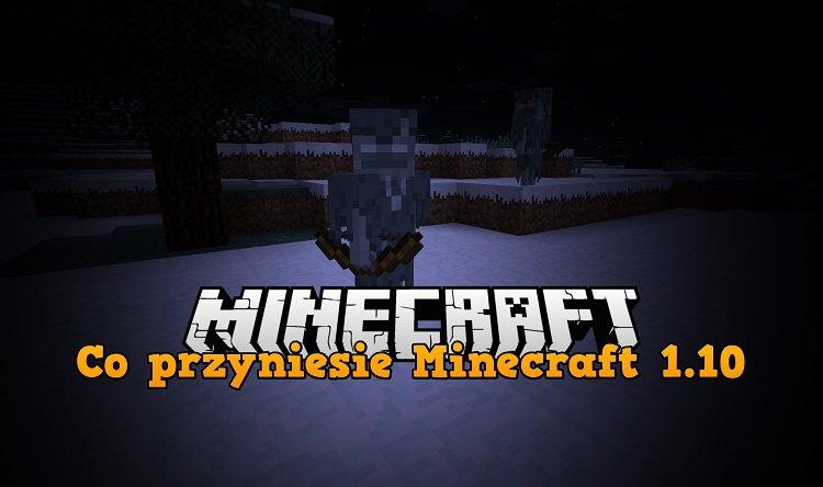 szkielet herobrine nowy mob minecraft 1 10