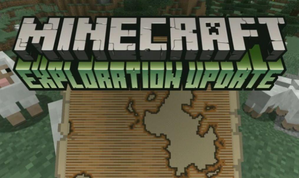 exploration update 1.11 minecraft