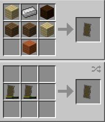 jak zrobic i naprawic tarcze w minecraft