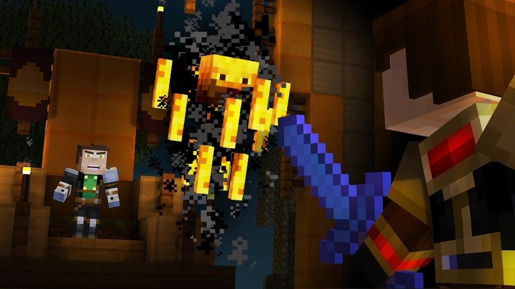 5 epizod strory mode minecraft 1