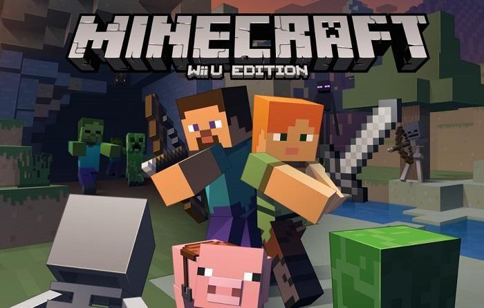 Wii u minecraft edition