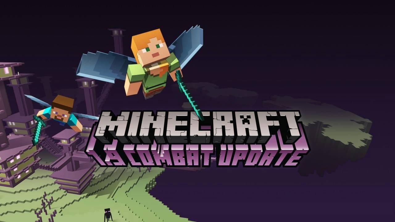 minecraft 1.9 aktualizacja walki