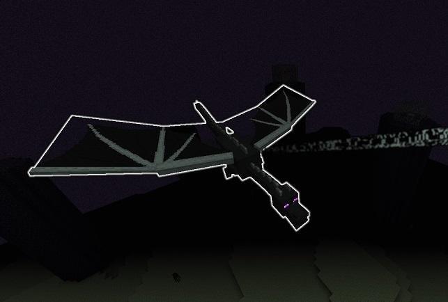 minecraft snapshot 15w51 efekt swiecenia
