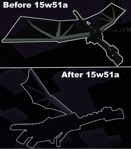 porownanie podswietlenia mobow przed snapshotem 15w51b