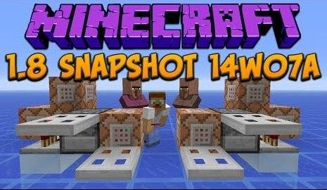 snapshot-14w07a-minecraft