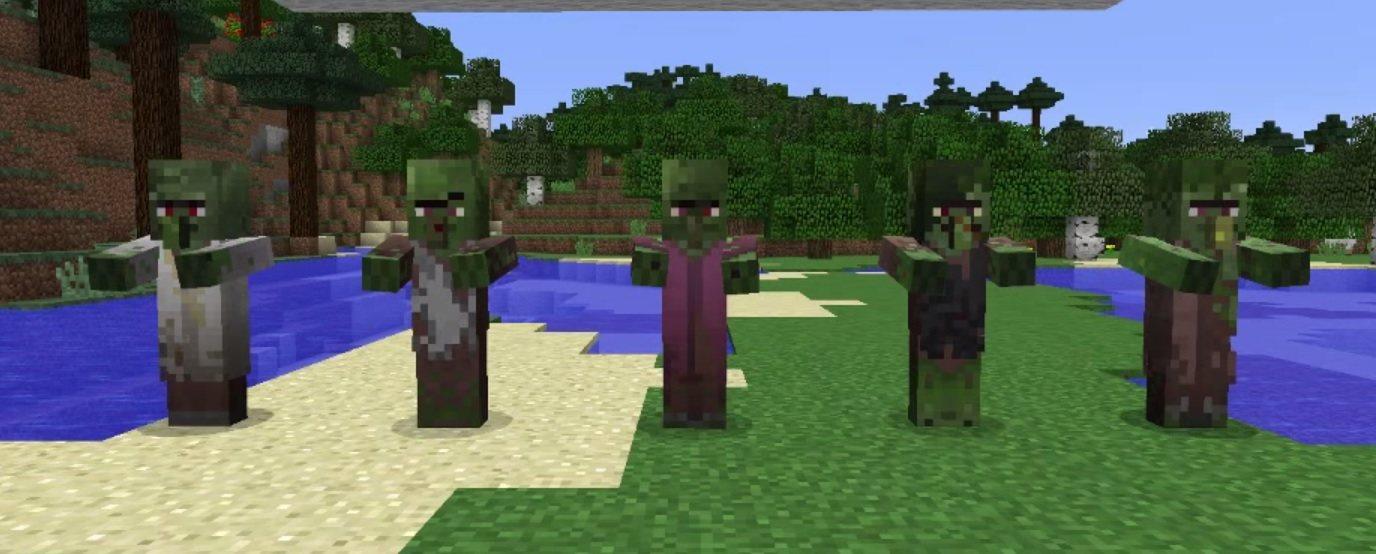 nowe 5 typow profesji zombie