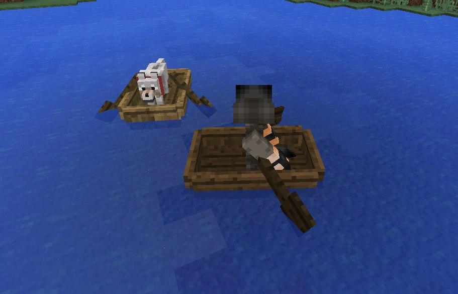nowe lodki minecraft pc