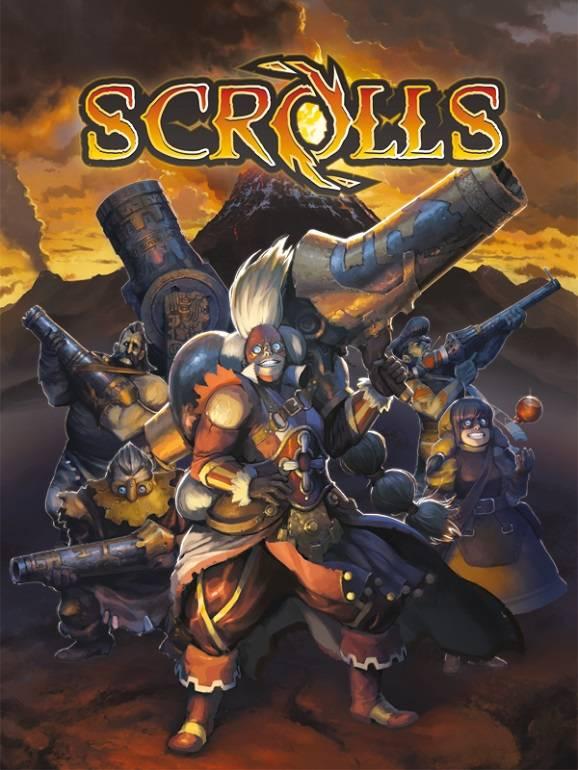 scrolls Blast patch gry echoes