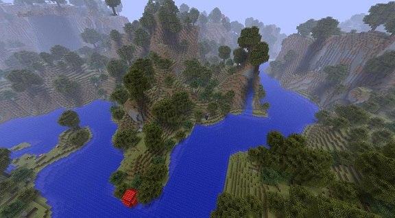 minecraft-rzeki