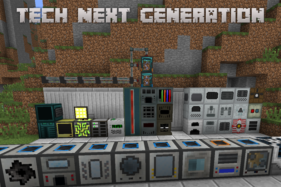 mody minecraft 2