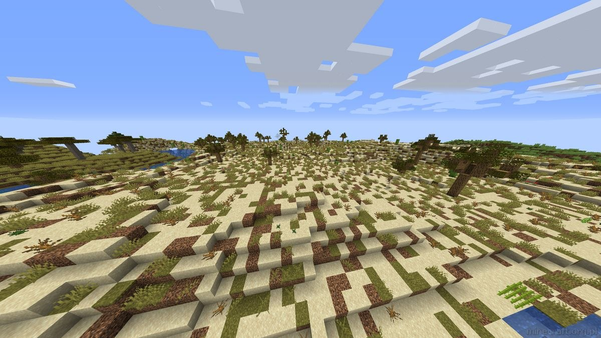BYG mod pustynia mojave
