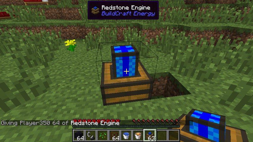 Hwyla mod for minecraft 1 buildcraft energy mod engine