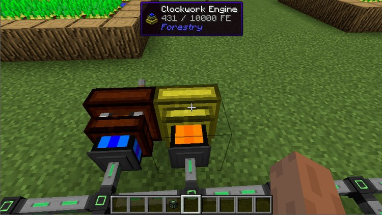 Hwyla mod for minecraft 1 forestry mod engine