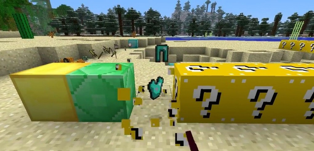 Lucky Block Mod 3