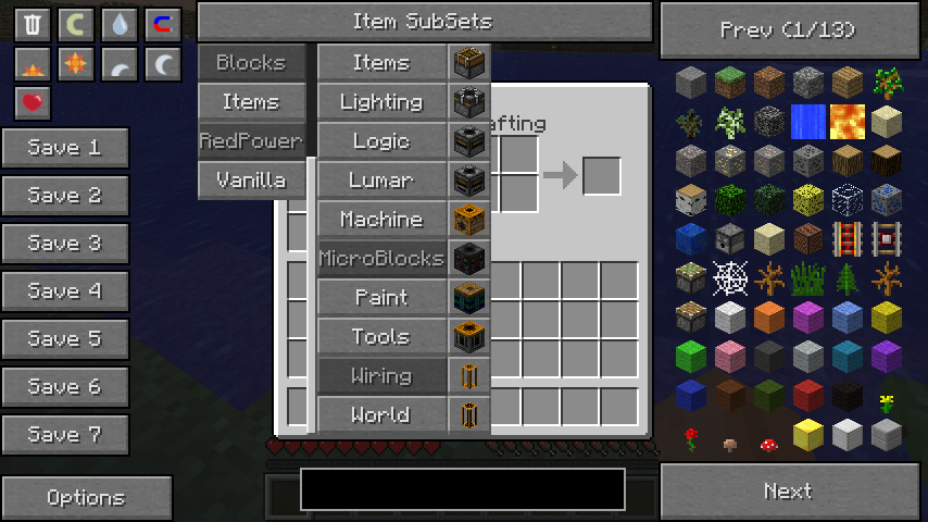 Not-Enough-Items-Mod